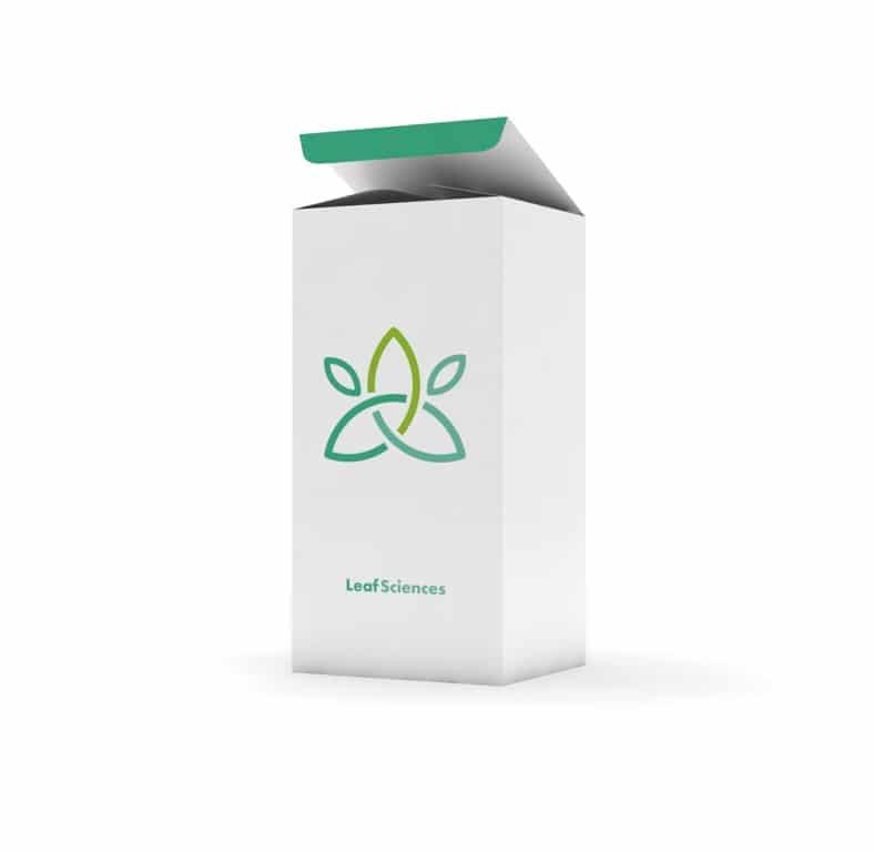 Leaf Sciences packaging