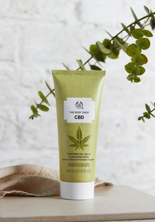 The Body Shop CBD Cleansing Mask